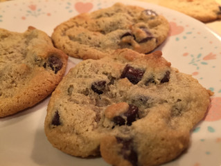 Your Favorite Chocolate Chip Cookie Recipe