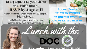FREE LUNCH AT THE SWAMP RABBIT CAFE ON US!