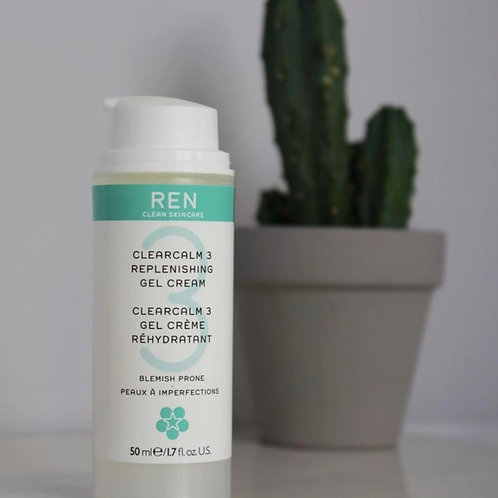 Clearcalm 3 Replenishing Gel Cream