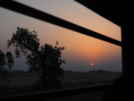 Inde - carnet de voyage 7 - Le feu de mes entrailles