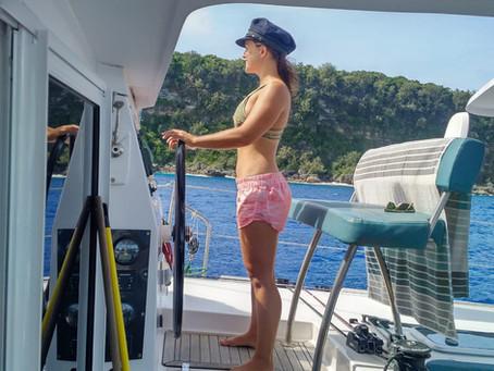 Journal de bord - De Tahiti en Nouvelle-Zélande en bateau stop