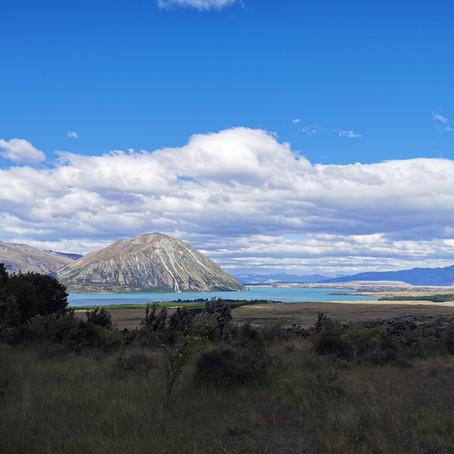 Te Araroa trail - carnet de voyage 4 - île du sud - CANTERBURY