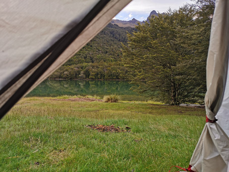 Te Araroa trail - carnet de voyage 3 - île du sud - OTAGO