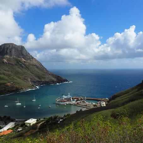 L'Aranui 5 : De Tahiti aux Marquises sur le seul bateau cargo / croisière de la Polynésie Française