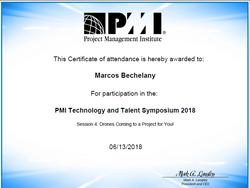 Talent Simposium 2018