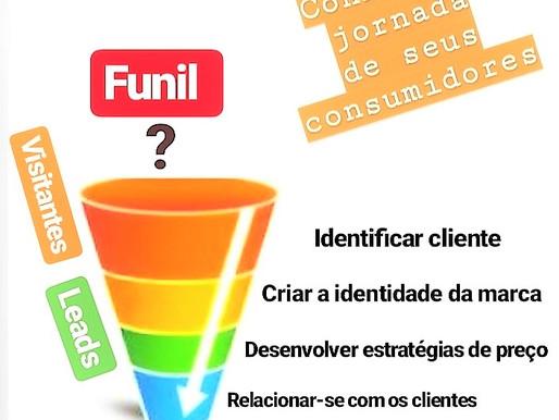 Funil de Vendas - Conceito essencial na estratégia do Marketing Digital