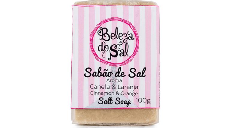 Savon au sel Cannelle & Orange
