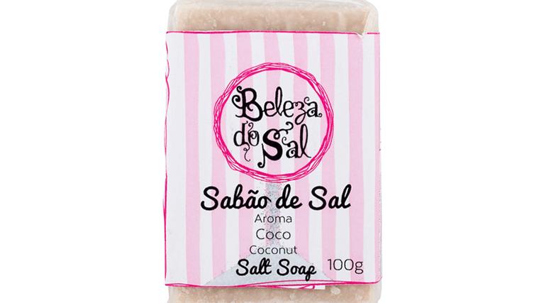 Savon au sel Coco