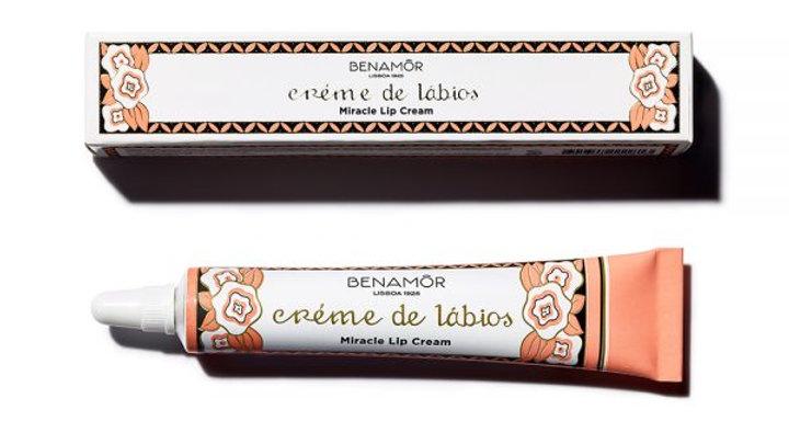 Crème Lèvres Benamôr 1925