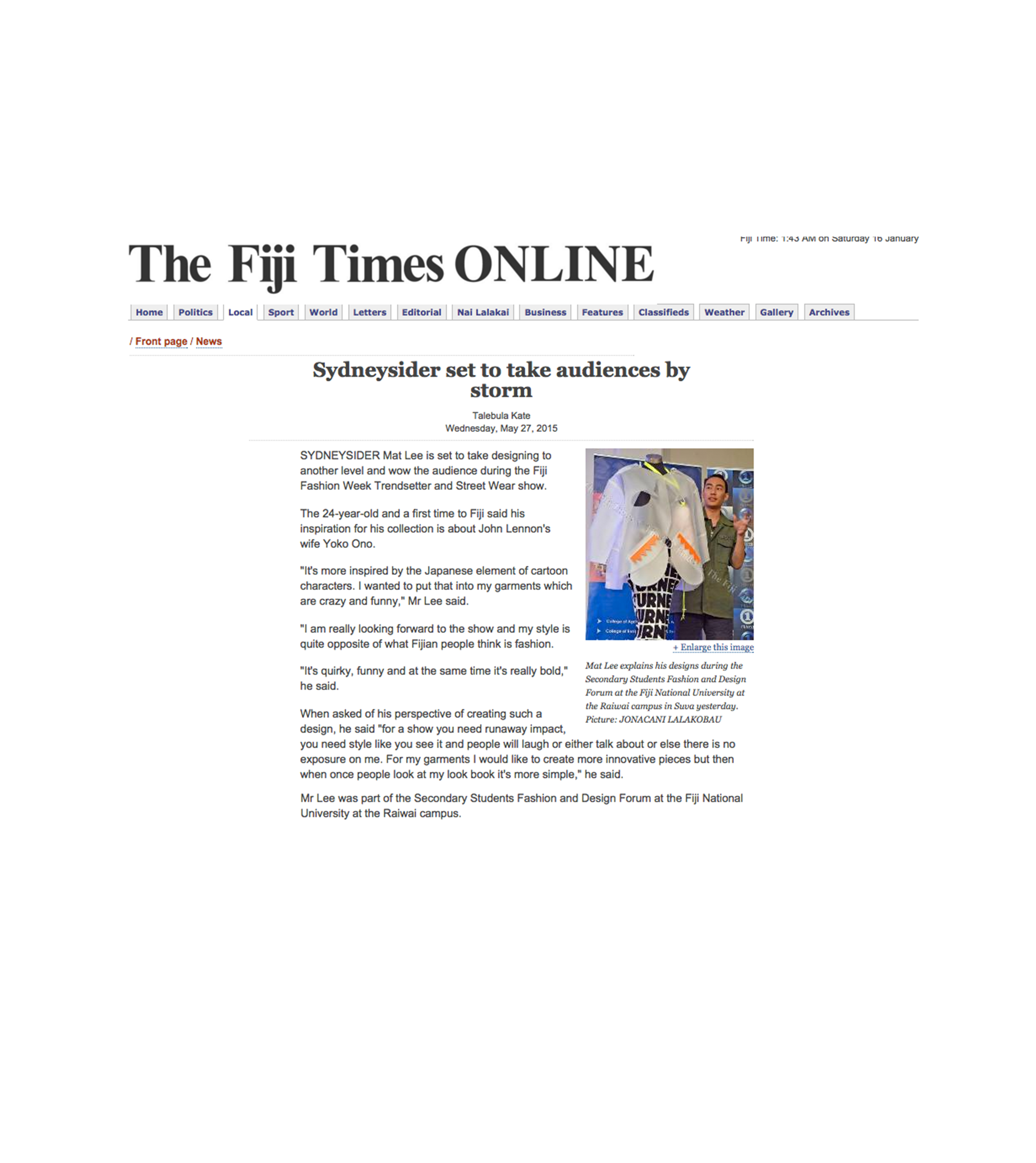 FIJI-TIMES