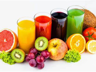 5 juice recipes to begin your juice journey