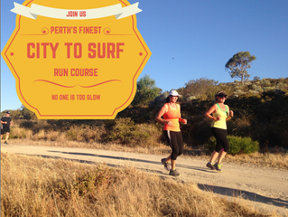 City To Surf Run Course