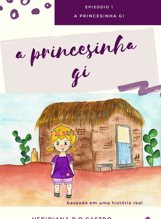 a princesinha Gi