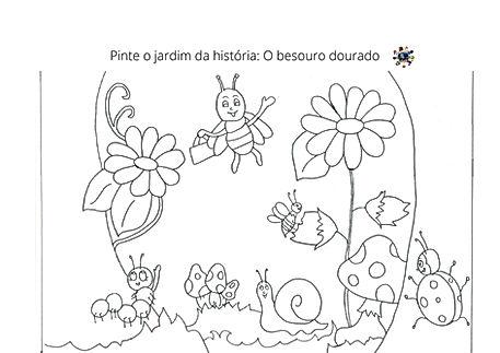 colorir o besouro (1).jpg