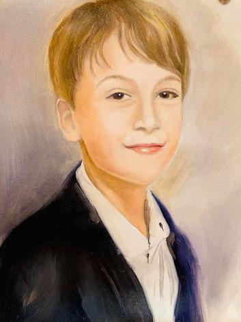 Aidan's portrait