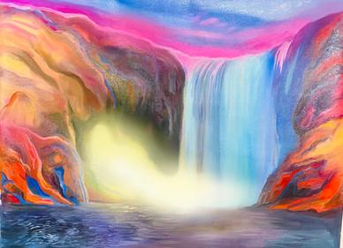 Itacha Falls