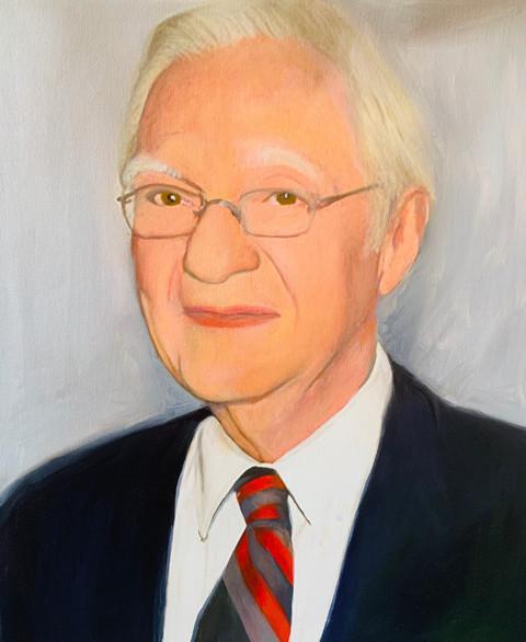 Leon Wildes lawyer portrait