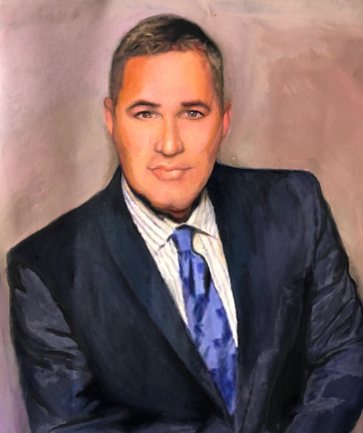 Michael Wildes lawyer portrait