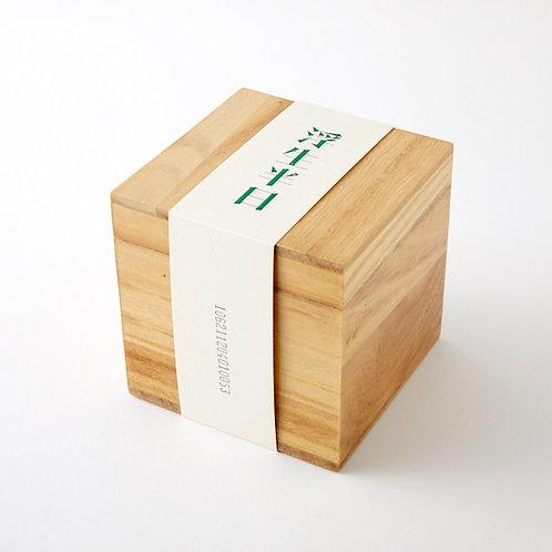 LongShu 浮生半日 布朗古樹プーアル生茶 散茶タイプ ※日本限定100個