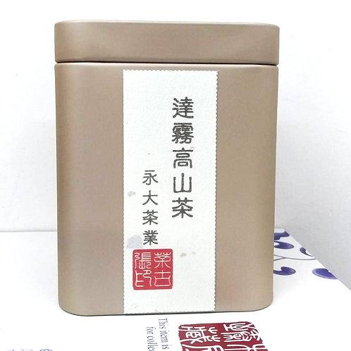 高山達霧茶