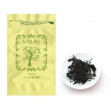 LongShu ドアン古樹プーアル生茶 2012