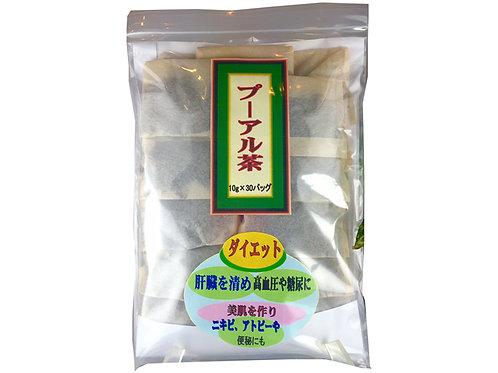 三徳堂オリジナルプーアル茶パック(10g×30パック)