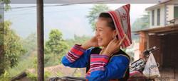 茶農家 基諾族