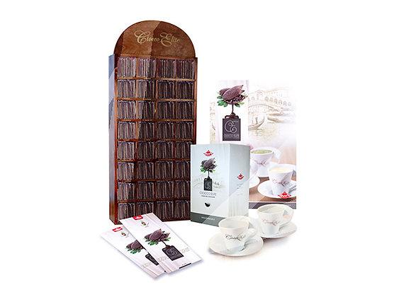 Kit promozione 1.120 bustine di cioccolata gusti assortiti