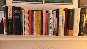 Building Your Etiquette Book Library