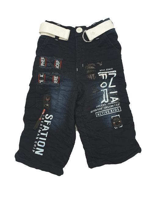 Boys 3/4 jeans