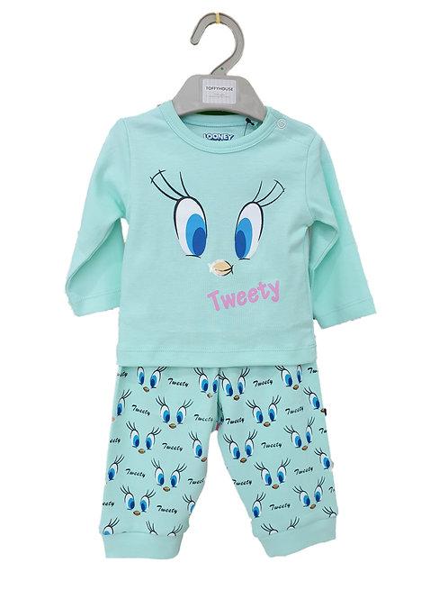 Tweety pyjama suit