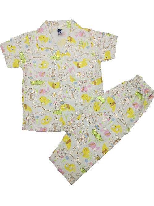 Boys pyjama suit