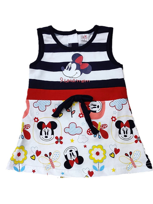 Minnie mouse frock