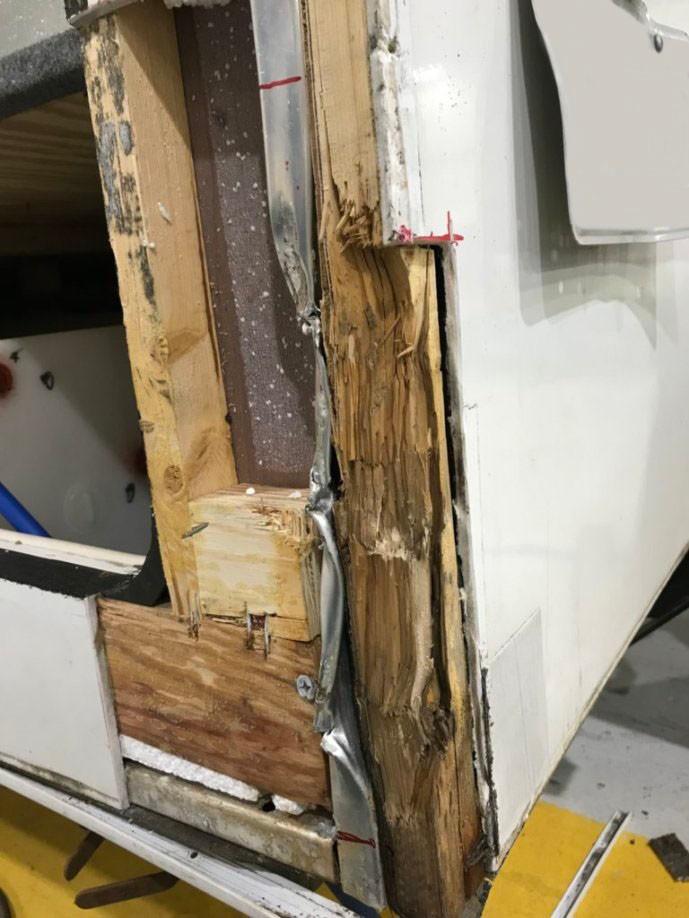 RV Repair project
