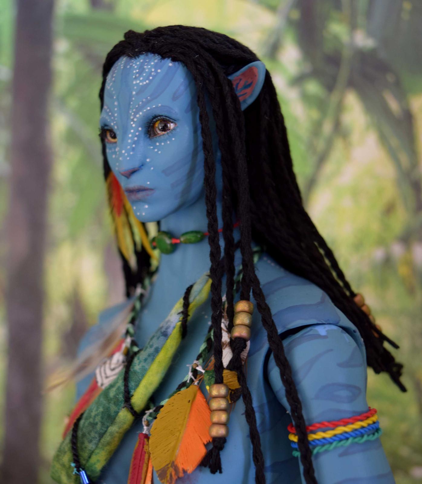 Avatar 6: 1/6 Neytiri (Avatar