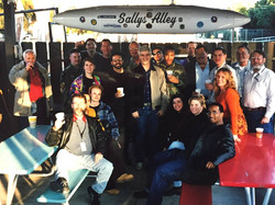 SallyAlley AFNSports Launch