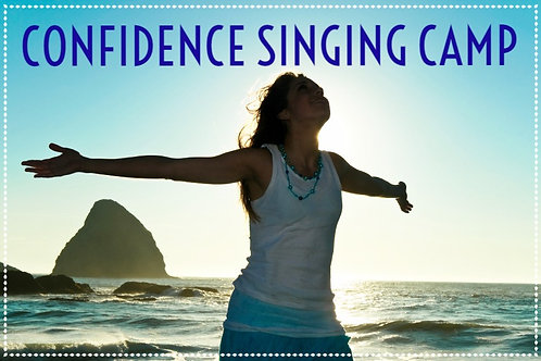 Confidence Summer Singing Camp