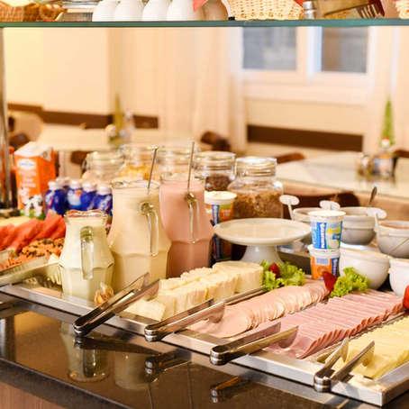 Salão do Café da Manhã | Hotel em Gramado