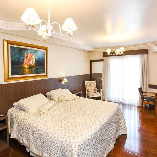 Apto Super Luxo Especial - Hotel Kehl Ha