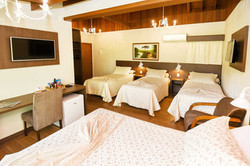 Apto Luxo quíntuplo Hotel Kehl Haus