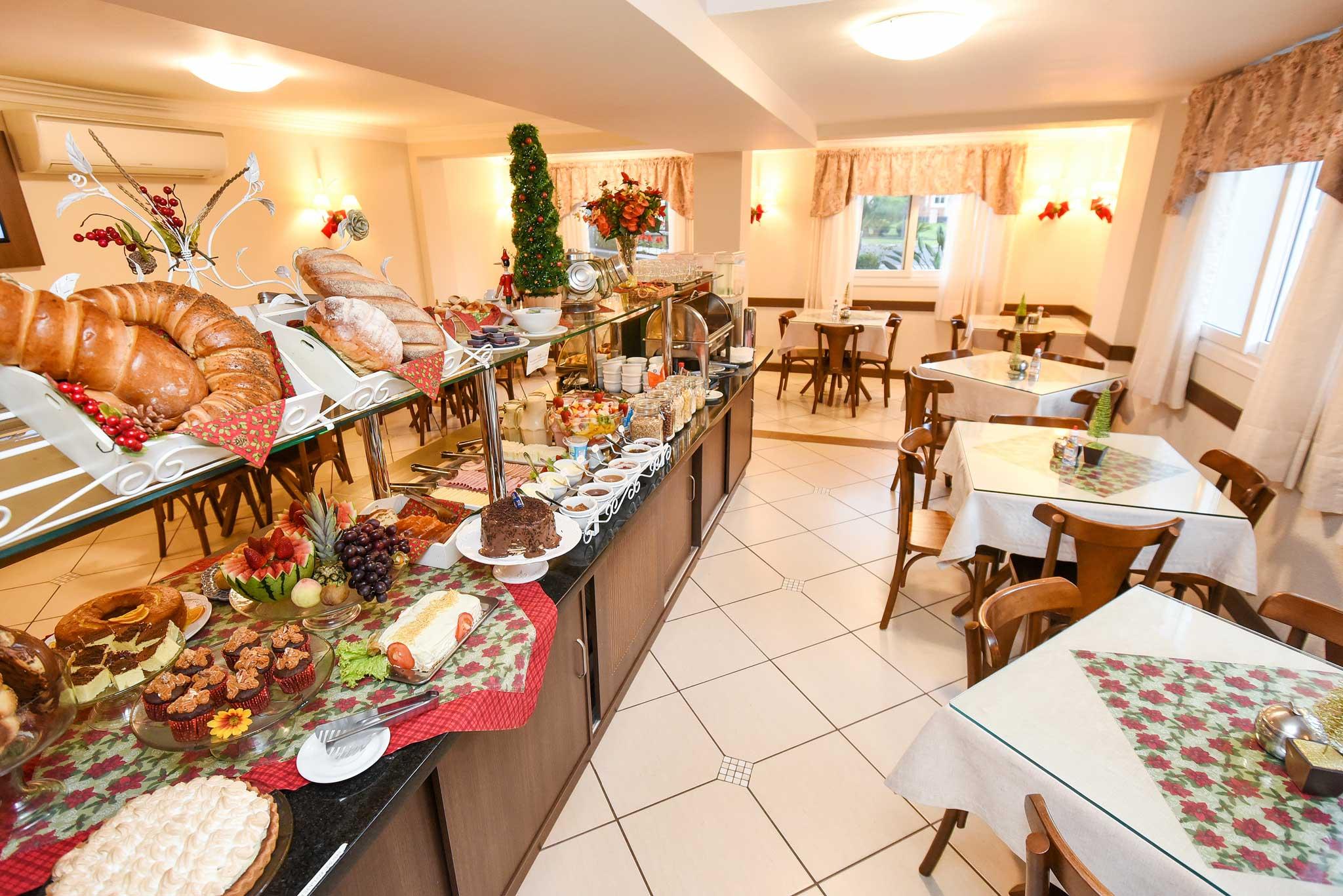 Café da Manhã Hotel Kehl Haus
