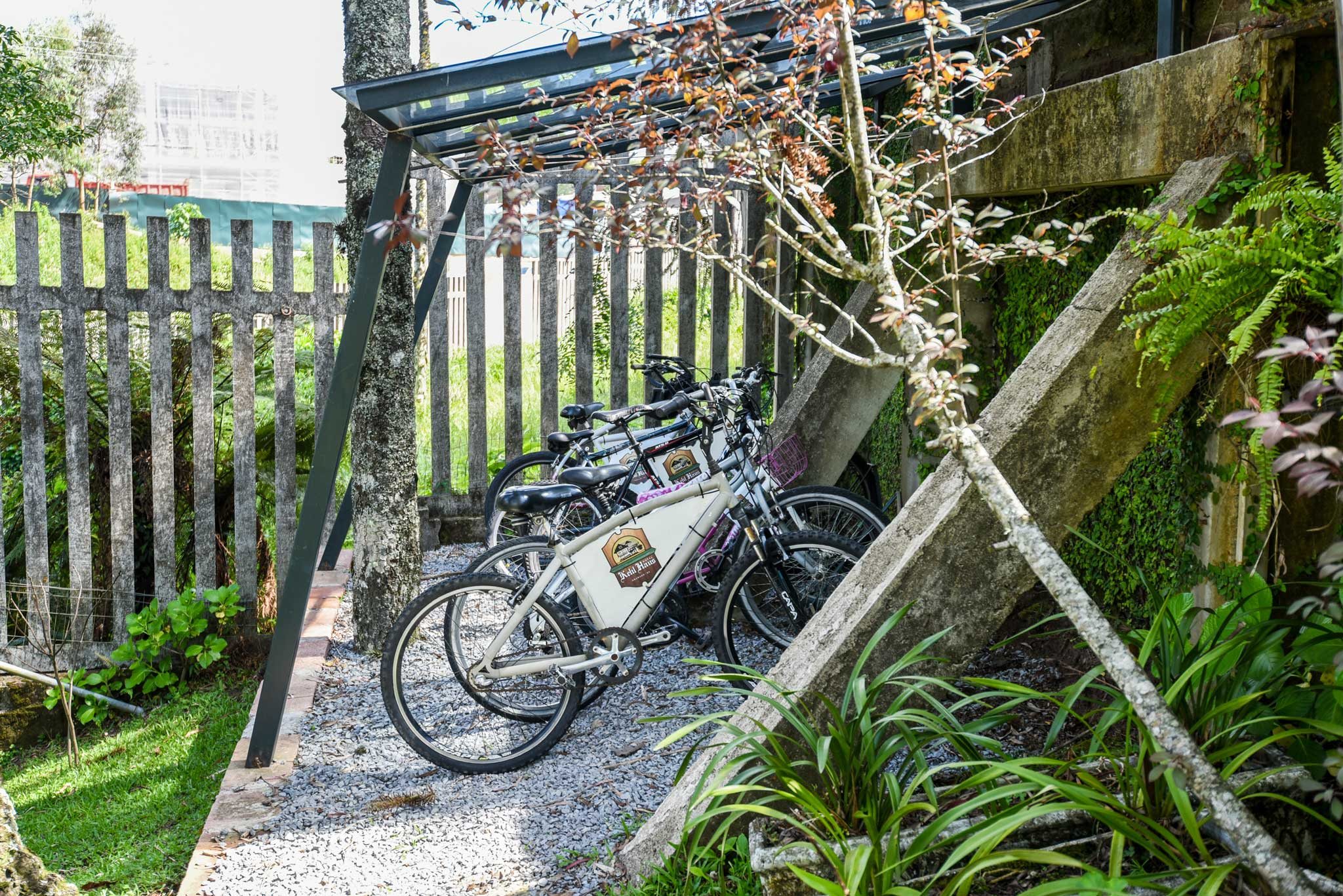Bicicletas - Hotel Kehl Haus - Gramado