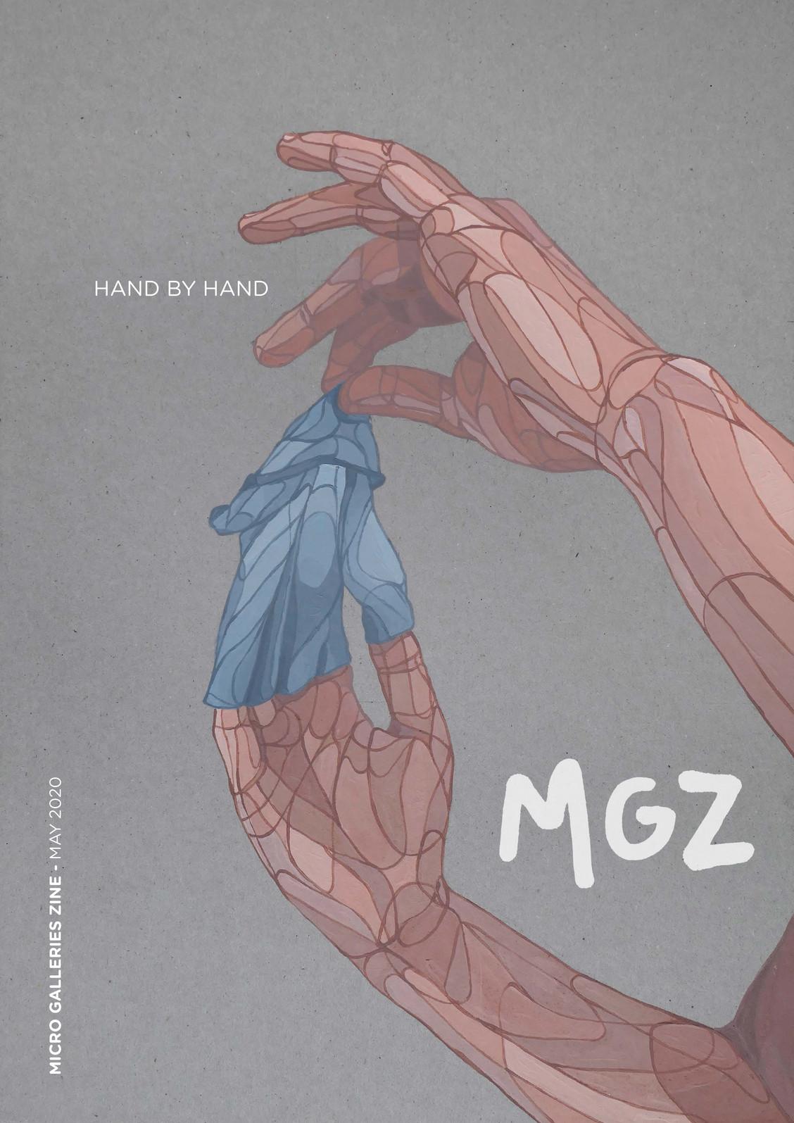 MGZ - Micro Galleries zine