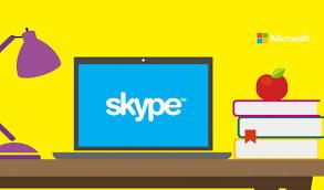Aula Skype ou ZOOM