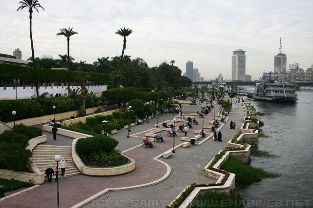 El-Andalus Garden, Giza