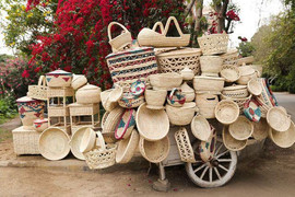 Hand made Baskets industry_Maadi_Cairo