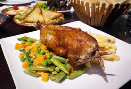 Grilled Chicken Meal