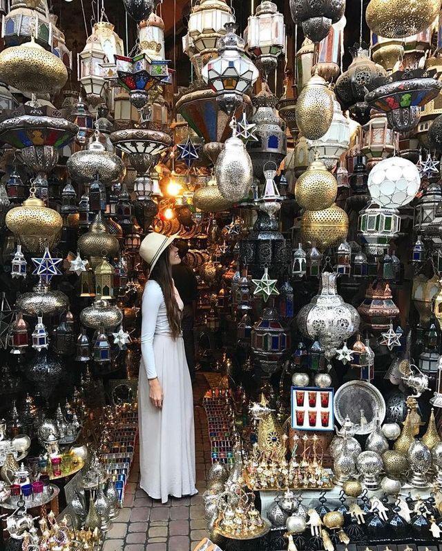 El-Moaez Street, Old Cairo
