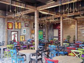 Cafe at Maadi