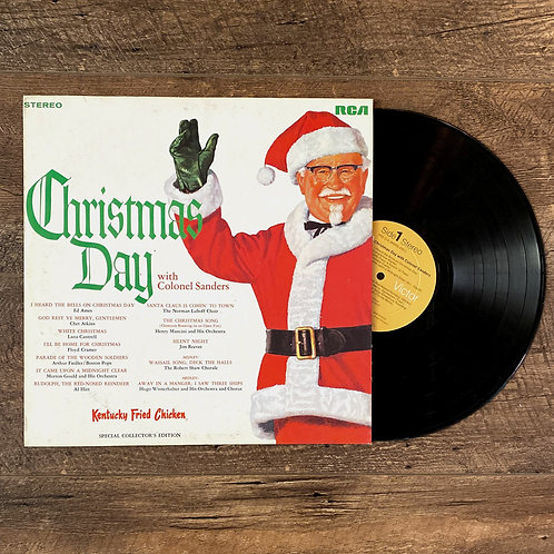 Christmas Day with Colonel Sanders